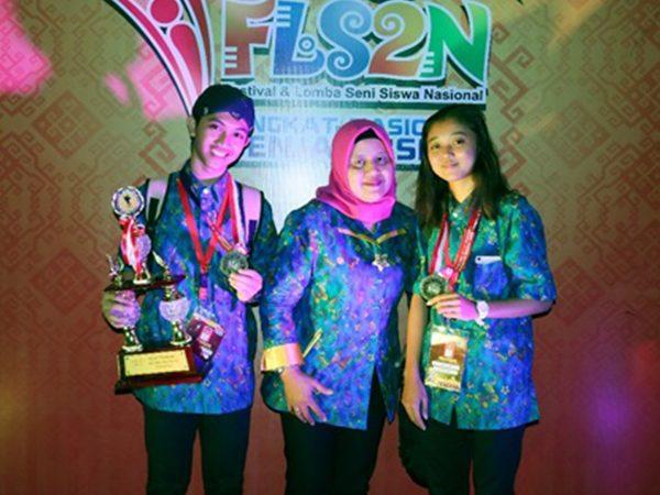Juara I Film Pendek FLS2N Provinsi